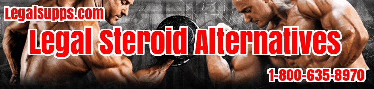 alternatives to anabolic steroids